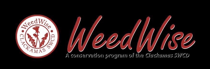 WeedWise Program